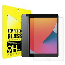Tempered Glass Screen Protector For Apple iPad 2020 10.2 Inch 8th Generation