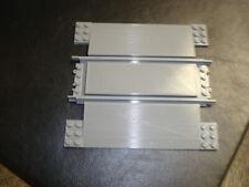 3D Printed Lego RC Train Track - road crossing -Level - Similar 7936 7938 60052