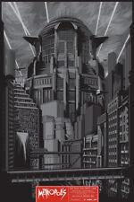 Metropolis Mondo Alternative Movie Poster Art by Ken Taylor #/375
