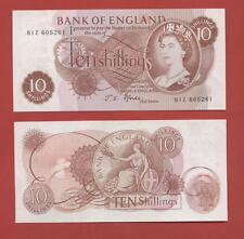England Note Banknotes with Uncirculated
