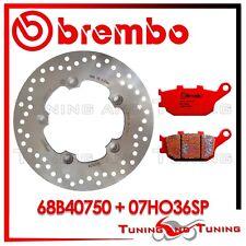 Disco Freno Posteriore BREMBO + Pastiglie SP YAMAHA YZF R6 600 2003 2004 2005 05