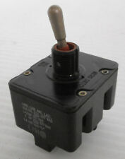 Micro Switch 4TL1-3 MS24525-23 Toggle Switch 15A 125/250/277VAC 1/2HP 125VAC