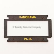 Panorama Adapter PA-05 - YASHICA 35MM POINT & SHOOT CROPPING MASK - EXCELLENT