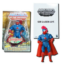 Masters of the Universe 30th Anniversary Sir Laser-Lot 6-Inch Action Figure #4