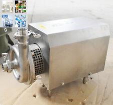 Techtongda 110v 10th 304 Food Grade Centrifugal Pump Sanitary Beverage Pump Us