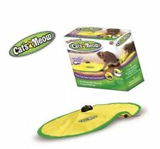 Cat's Meow- Motorized Wand Cat Toy, Automatic 30 Minute Shut Off
