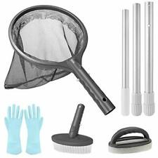Spa Cleaning Kit, Hot Tub Accessories Maintenance Kit Pool Net Attachment