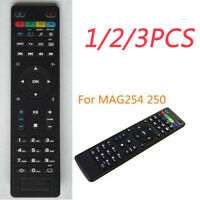 1/2/3x TV Remote Control Replacement Fits Mag250 254 256 260 261 270 IPTV TV Box