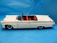 SUN STAR 1/18 SCALE 1958 LINCOLN CONTINENTAL THE PLATINUM COLLECTION DIECAST