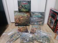 Iello Boardgame Heroes of Normandie, River Set Expansion & Shadows corebox