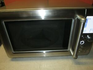 Breville Quick Touch Microwave Oven BMO734XL Polished Stainless Steel For Parts