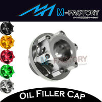 CNC Billet Rudder Oil Filler Cap Plug Fit Kawasaki ZX-14R 06-17 06 07 08 09 10
