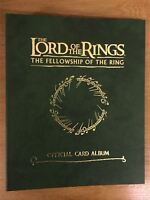Lord Of The Rings Fellowship Of The Ring Hobby Japan Exclusive Binder