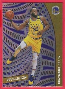 2020-21 Panini Revolution Draymond Green Card #41 Golden State Warriors 🏀
