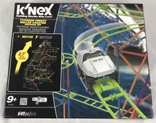 """K 'nex tifón frenesí montaña rusa 649 piezas Conjunto de construcción Knex - 32"""" de alto-nidb"""