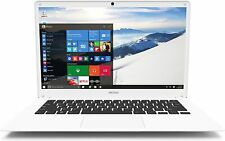 Archos 140 Cesium 14.1'' LED Notebook White Intel Atom, 2GB RAM, 32GB SDD, Win0