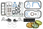 NEW 88-93 Toyota Celica Corolla 1.6L 4AF 4AFE DOHC FULL SET RINGS AND BEARINGS