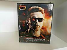Terminator 2 Judgment Day Ultra HD + Bluray Filmarena 1click steelbook boxset