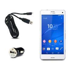 Chargeurs et stations d'accueil Sony Xperia Z3 Compact en micro USB pour téléphone mobile et assistant personnel (PDA) Sony