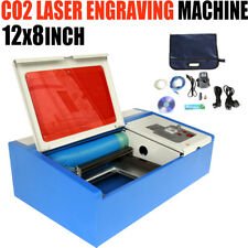 MACCHINA PER INCISIONE A LASER USB 40W LASER ENGRAVER ENGRAVING MACHINE CO2 GAS