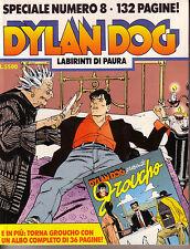fumetto DYLAN DOG BONELLI SPECIALE numero 8 con ALBETTO