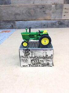 1/43 SCALE JOHN DEERE 4010  DEISEL TRACTOR 1993 NATIONAL FARM TOY SHOW