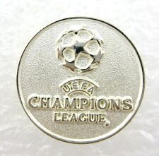 UEFA CHAMPIONS LEAGUE  FOOTBALL SOCCER OFFICIAL LOGO PIN BADGE
