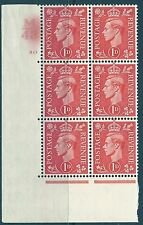 1D RED CILINDRO controllo M 43 80 no dot Unmounted MINT