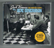 ♫ - JACK KEROUAC - HIS COMPLETE ALBUMS - THE BEAT GENERATION - 3 CD SET - NEW ♫