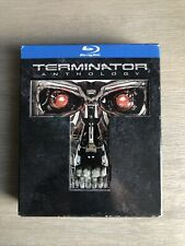 Terminator Anthology (Blu-ray Disc, 2013, 5-Disc Set)