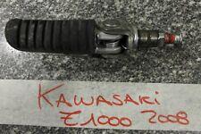 pedalino anteriore sinistro kawasaki Z 1000 2007-2009 footrest left