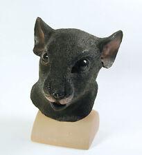 Hommes Adultes Rat Masque Latex Complet Tête Souris Animal Déguisement Halloween