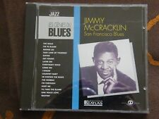 CD JIMMY Mc CRACKLIN - San Francisco Blues / Les Génies Du Blues - Ed. Atlas