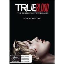 TRUE BLOOD-Season 7-Region 4-New AND Sealed-5 DVD Set-TV Series