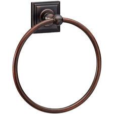 Designers Impressions Aurora Series Oil Rubbed Bronze Towel Ring
