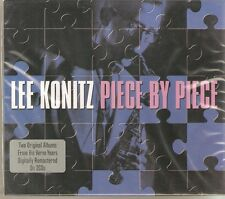 LEE KONITZ PIECE BY PIECE FROM HIS VERVE YEARS - 2 CD BOX SET