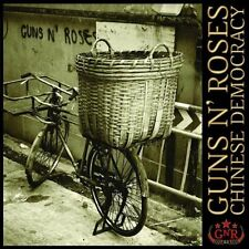 CD * Guns N 'ROSES ** Chinese Democracy *** nuovo di zecca & SCATOLA ORIGINALE!!!