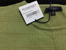 LOVELY BURBERRY PISTACHIO GREEN TANK TOP SMALL /NEW WITH TAGS 100% AUTHENTIC!!!