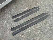 Audi 200 quattro C3 1988-1991 lower door moldings