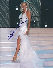 CARRIE PREJEAN SIGNED AUTOGRAPHED 8X10 PHOTO MISS CALIFORNIA USA MODEL #2