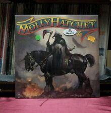 "Sealed 12"" LP Molly Hatchet Molly Hatchet Epic Reissue JE 35347"