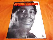 africa centro 1972 in 8° con sovracoperta