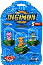 1x DIGIMON DOMEZ MYSTERY PACK COLLECTIBLE MINI FIGURE BLIND BAG SEALED NEW