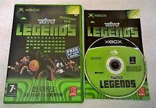 Taito Legends - Microsoft Xbox - Comlpete - PAL