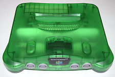 Jungle Green Nintendo 64 N64 Video Game Console Only