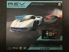 WowWee R.E.V. ROBOTIC ENANCED VEHICLES 2 CARS INCLUDED SMARTPHONE CONTROLLED