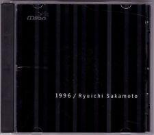 Ryuichi Sakamoto - 1996 - CD (Milan/KAB) 1996