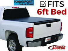 Access TonnoSport Roll-Up Tonneau Cover (fits) 2016-2019 Toyota Tacoma 6 FT