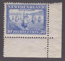 Newfoundland 1932-37 #198 Fishing Fleet - F MH