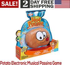 Hot Potato Stuffed Electronic Plush Sounds Fun Interactive Kids Toy Accessories